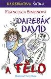 Darebák David a tělo - obálka