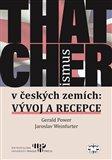 Thatcherismus v českých zemích - obálka
