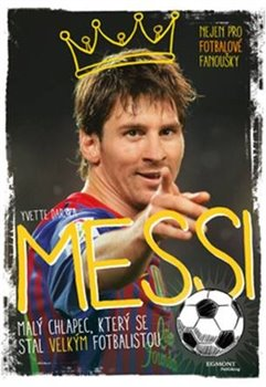 Obálka titulu Messi