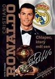 Cristiano Ronaldo - obálka