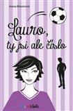 Lauro, ty jsi ale číslo - obálka