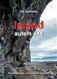 Island - autem 4x4 (Průvodce po vnitrozemí Islandu) - obálka
