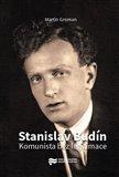 Stanislav Budín (Komunista bez legitimace) - obálka