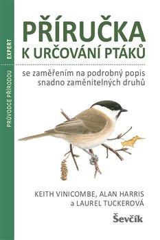 Obálka titulu Příručka k určování ptáků