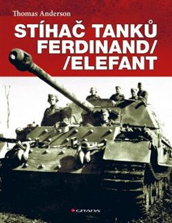 Obálka titulu Stíhač tanků Ferdinand/Elefant