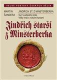 Jindřich starší z Minsterberka - obálka