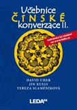 Učebnice čínské konverzace II (učebnice+cvičení a slovníček) - obálka