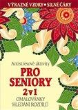 Antistresové aktivity pro seniory 2 v 1 - obálka