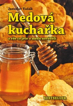 Obálka titulu Medová kuchařka