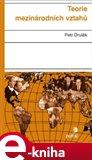 Teorie mezinárodních vztahů - obálka