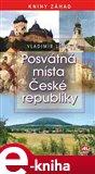 Posvátná místa České republiky (Elektronická kniha) - obálka