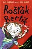 Rošťák Bertík – Tesákyyy! - obálka