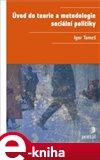 Úvod do teorie a metodologie sociální politiky - obálka
