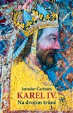 Karel IV. Na dvojím trůně - obálka