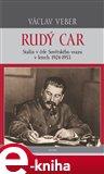 Rudý car (Stalin v čele Sovětského svazu 1924-1953) - obálka