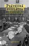 Právnická dvouletka (Rekodifikace právního řádu, justice a správy v 50. letech 20. století) - obálka