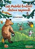 Jak Medvěd Bručimír všechno zapomněl - obálka