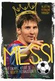 Messi - obálka