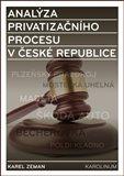Analýza privatizačního procesu v České republice - obálka