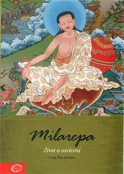 Obálka titulu Milarepa – Život a osvícení