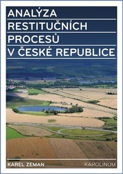 Obálka titulu Analýza restitučních procesů v České republice