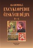 Akademická encyklopedie českých dějin IV. (Svazek IV, D-G (dadaismus - gymnázium)) - obálka