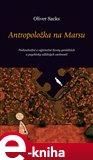 Antropoložka na Marsu - obálka