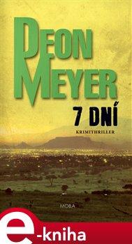 7 dní - Deon Meyer e-kniha