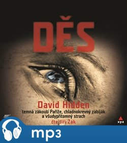 Děs, mp3 - David Hidden