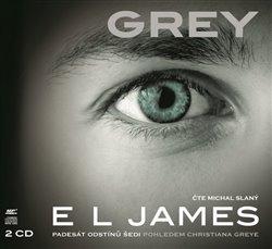 Grey, CD - E. L. James