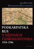 Podkarpatská Rus v dějinách Československa 1918–1946 - obálka