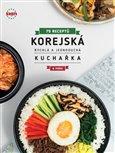 Korejská kuchařka (Bazar - Mírně mechanicky poškozené) - obálka