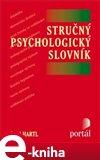 Stručný psychologický slovník - obálka