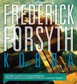 Kobra, CD - Frederick Forsyth