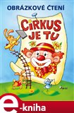 Cirkus je tu! - obálka