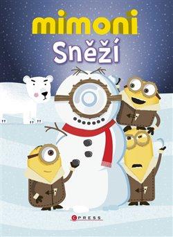 Obálka titulu Mimoni - Sněží!