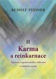 Karma a reinkarnace II (Tajemství opakovaného vtělování a lidského osudu) - obálka