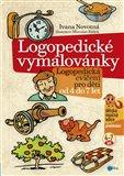 Logopedické vymalovánky (Logopedická cvičení pro děti od 4 do 7 let) - obálka
