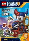Lego Nexo Knights – Připrav se, pozor, lep! - obálka