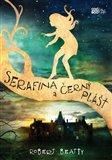 Serafina a černý plášť - obálka