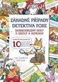 Záhadné případy detektiva Foxe - obálka