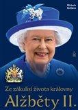 Ze zákulisí života královny Alžběty II. - obálka