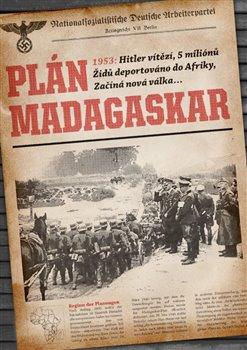 Obálka titulu Plán Madagaskar