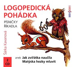 Obálka titulu Logopedická pohádka