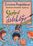 Školní detektiv (První čtení) - obálka