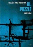 Puzzle (Kde lišky dávají dobrou noc III.) - obálka