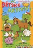 Dětské aktivity (Náučné hry pro děti) - obálka