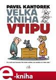 Velká kniha vtipu - obálka