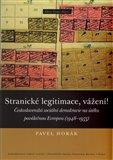 Stranické legitimace, vážení! (Československá sociální demokracie na útěku poválečnou Evropou (1948–1953)) - obálka