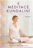 Meditace kundalini (Cesta k osobní proměně a kreativitě) - obálka